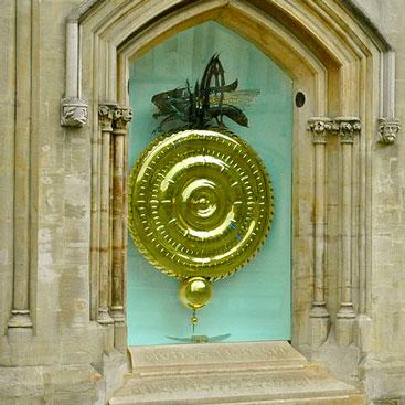 The Corpus Clock in Cambridge