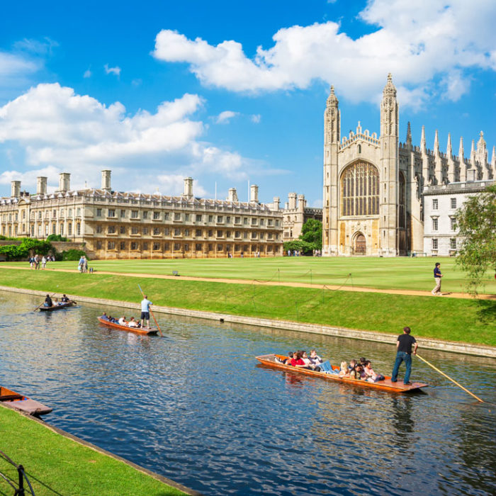 Top five things to see and do in Cambridge this summer