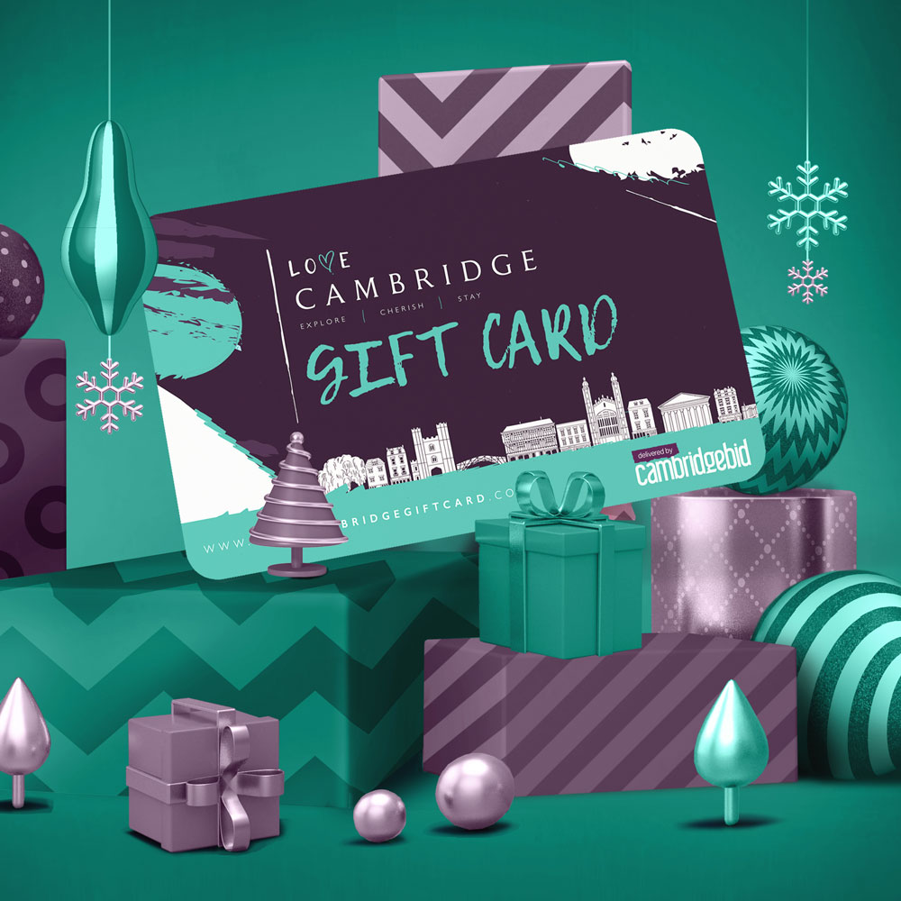 Why the Love Cambridge Gift Card is the Perfect Gift
