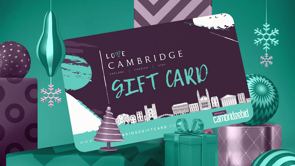 Love Cambridge Gift Card