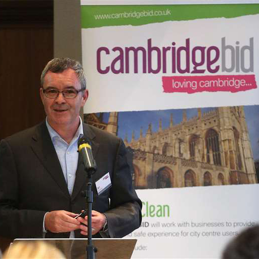 """""""Cambridge is open, so come and enjoy the city safely"""""""
