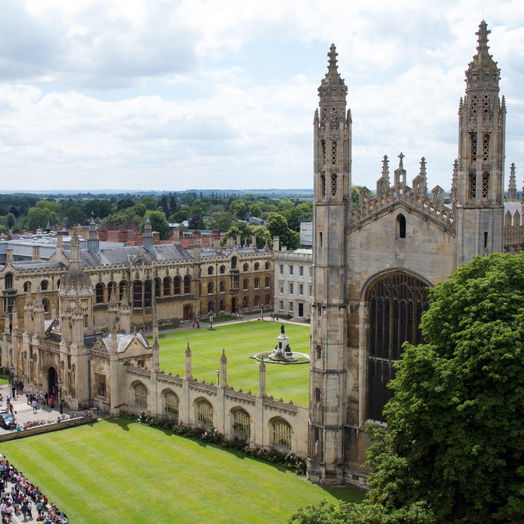 Rediscover Cambridge this summer