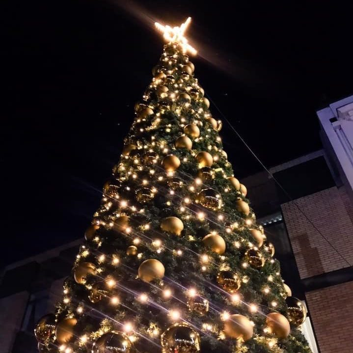 The Big Christmas Lights Switch On at Home with Star Radio