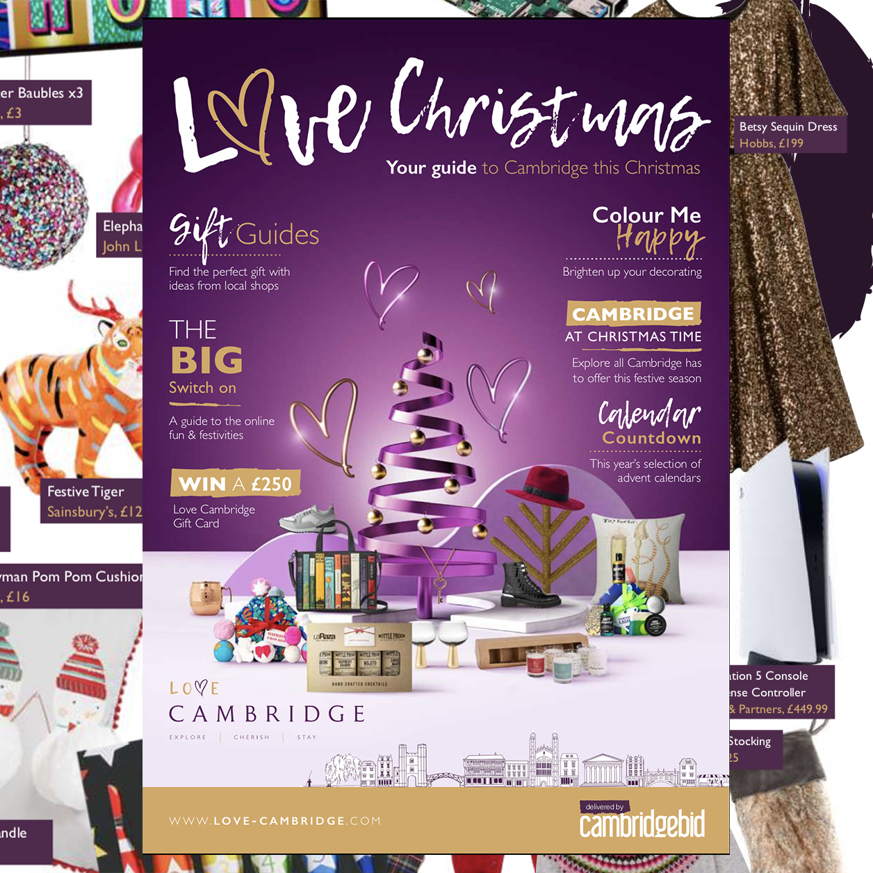 Love Cambridge Christmas Guide